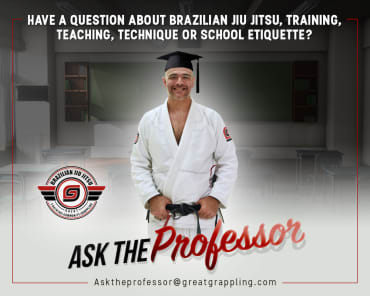 Ask The Professor in Fort Mill - Great Grappling Brazilian Jiu Jitsu