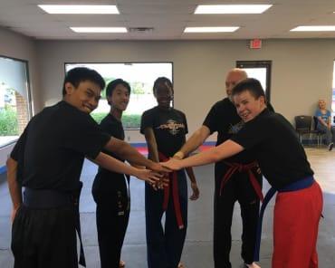 Karate in Dayton