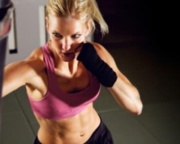 Kickboxing Fitness in Llanfairfechan - Pritchard's Martial Arts Llanfairfechan