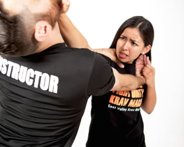 Krav Maga in Tempe - EVKM Self Defense & Fitness