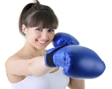 Kickboxing in Oakleigh - Challenge Martial Arts & Fitness Centre