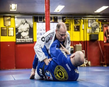 Brazilian Jiu Jitsu in Chicago - Degerberg Academy Of Martial Arts