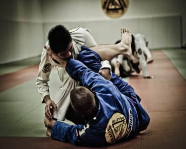 Brazilian Jiu Jitsu in Gulfport - Alan Belcher MMA Club