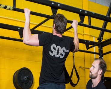 Personal Training  in River North, Chicago - SOS Chicago