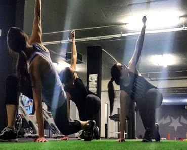 Fitness Classes in Jozi