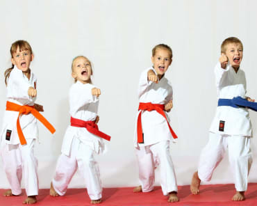 Kids Karate in Ipswich - Blackwell Academy
