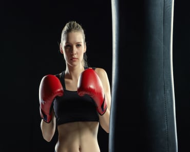 Fitness Kickboxing in Rockaway - Pure Mixed Martial Arts