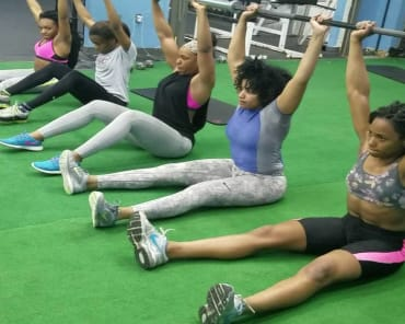 Large Group Fitness in Bowie - Tyson Training