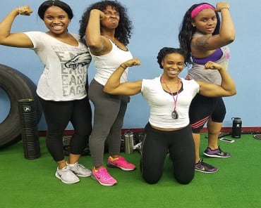 Small Group Fitness in Bowie - Tyson Training