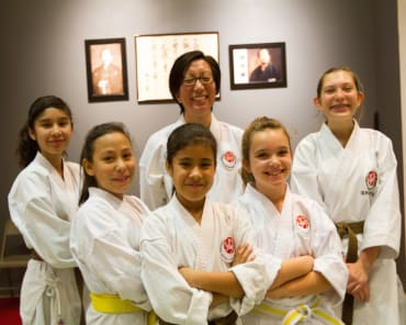 Teen Karate in Mesa - Shotokan Karate of Arizona