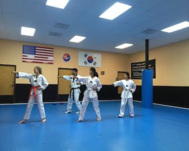 Adult and Family Martial Arts in Gresham - World Champion Taekwondo Gresham