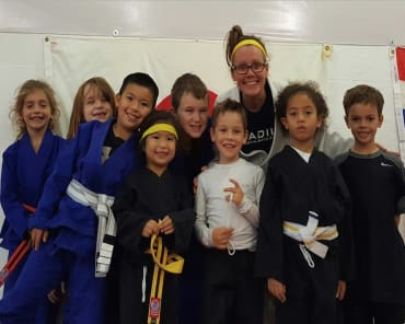 Kids Martial Arts in Fairfield - Radius Martial Arts Academy