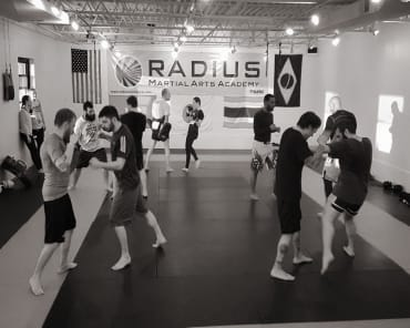 Mixed Martial Arts in Fairfield - Radius Martial Arts Academy