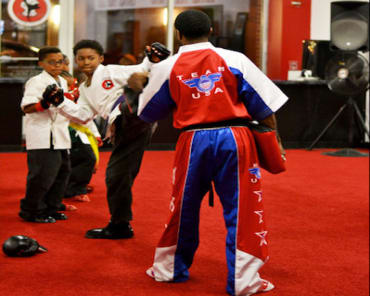 Wilmington kids martial arts