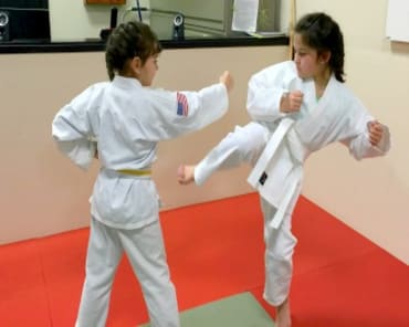 Kids Martial Arts in Hopedale - The Martial Instinct Self Defense