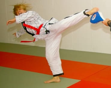 Womens Only Hapkido in Hopedale - The Martial Instinct Self Defense