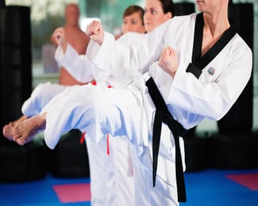 Kids Martial Arts Lake Orion