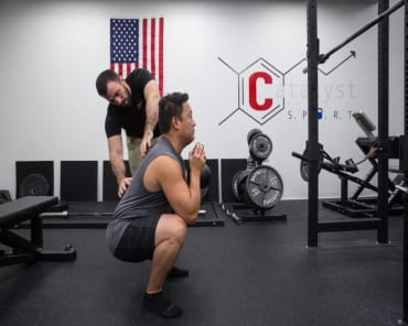 Personal Training in New York - Catalyst S.P.O.R.T.