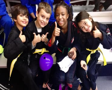 Kids Martial Arts in Columbus - Columbus Martial Arts Academy