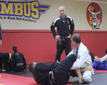 Adult Martial Arts in Columbus - Columbus Martial Arts Academy
