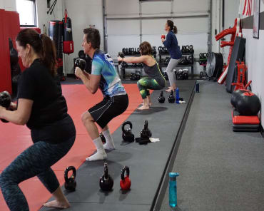 Fitness Classes in Lake in the Hills  - Tactical Mixed Martial Arts