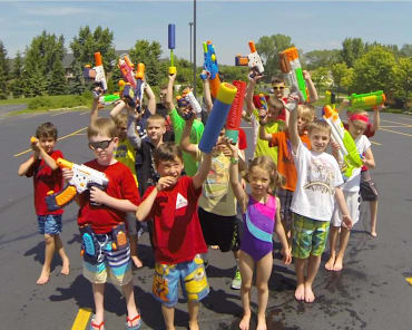 Summer Camp in Appleton - The Academy - Martial Arts Leadership