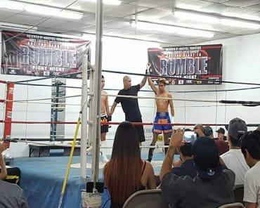 MMA in El Paso - Briggs MMA