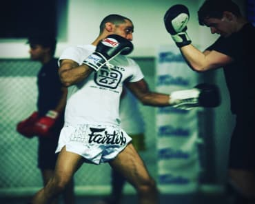 Muay Thai Kickboxing in Toronto - Toronto No Gi