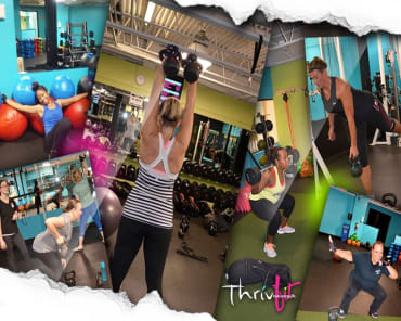 Personal Training in Palm Coast - ThrivFIT