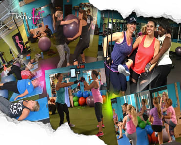Small Group Training in Palm Coast - ThrivFIT