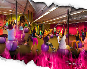 Ignite Group Fitness Training in Palm Coast - ThrivFIT