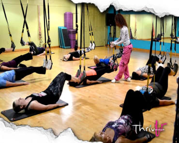 Classes in Palm Coast - ThrivFIT