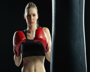 Kickboxing Fitness in Orangeburg - The Academy For Martial Arts
