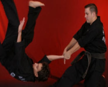 Adult Martial Arts in Houston - Meyerland Martial Art Center