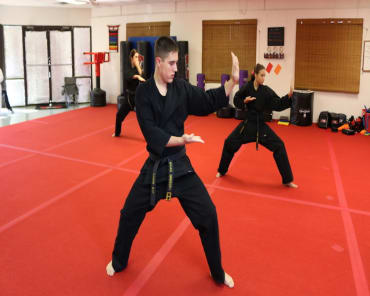 Teen and Adult Martial Arts in Fort Worth - Eagle Martial Arts