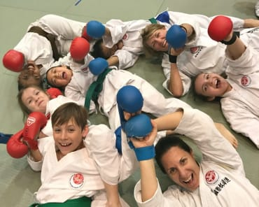 Kids Karate in Mesa - Shotokan Karate of Arizona