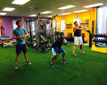 Semi Private Training in Savannah - Speno Fitness