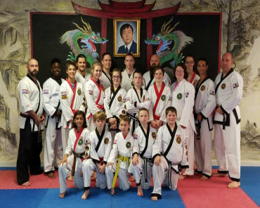 Kids Martial Arts in Bossier City - Pak's Karate Louisiana