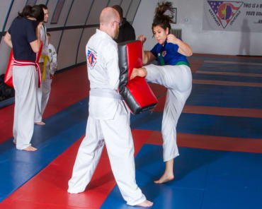 Teen and Adult Martial Arts Bossier City