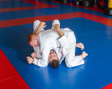 Jiu Jitsu Grappling in Bossier City - Pak's Karate Louisiana