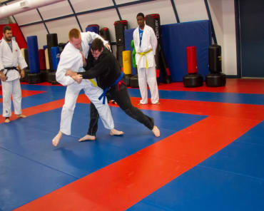 Judo in Bossier City - Pak's Karate Louisiana