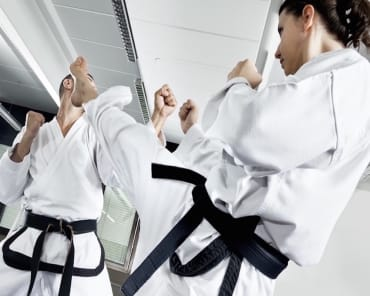 Tang Soo Do in Hyde Park - National Martial Arts