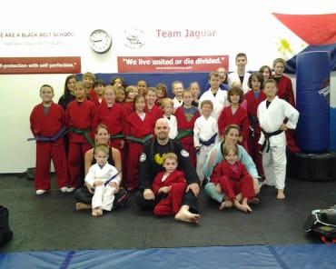 Kids Martial Arts in Concord  - Scott Shields Jaguar Martial Arts