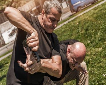 Filipino Martial Arts in Concord  - Scott Shields Jaguar Martial Arts