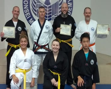 Adult Martial Arts in Kenner - Yonsei Martial Arts Academy