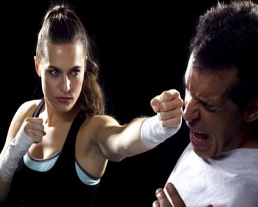 Self Defense in Haverhill - Ocasio's True Martial Arts