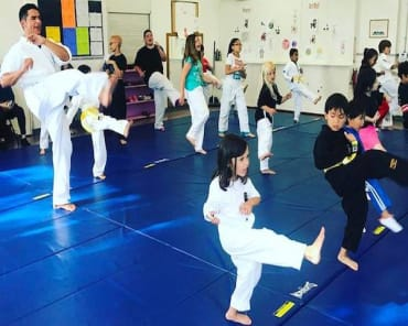 Kids Martial Arts  in Pacific Beach - Red Dragon Championship Martial Arts