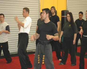 Adult Martial Arts  in Pacific Beach - Red Dragon Championship Martial Arts