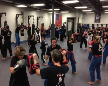 Mixed Martial Arts Training in Nyack  - 5150 Martial Arts