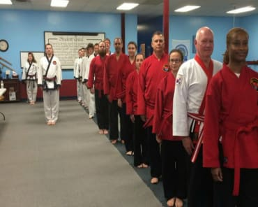 Adult Martial Arts in Kingston - Keith Bennett's Karate Academy